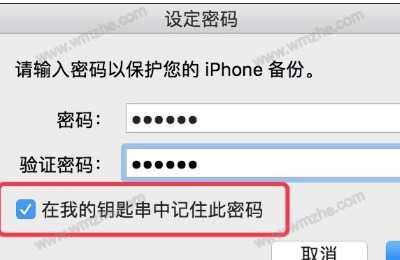 itunes从备份恢复灰色 轻松找回iTunes备份密码