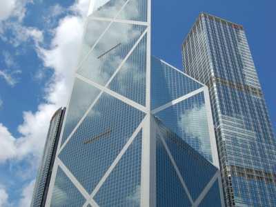 香港中国银行大厦 香港中银大楼