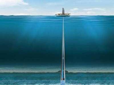 海底一万米有多恐怖 巨型乌贼身长二十米凶猛残暴