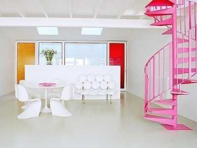 室内楼梯设计图 创意有个性而且合理